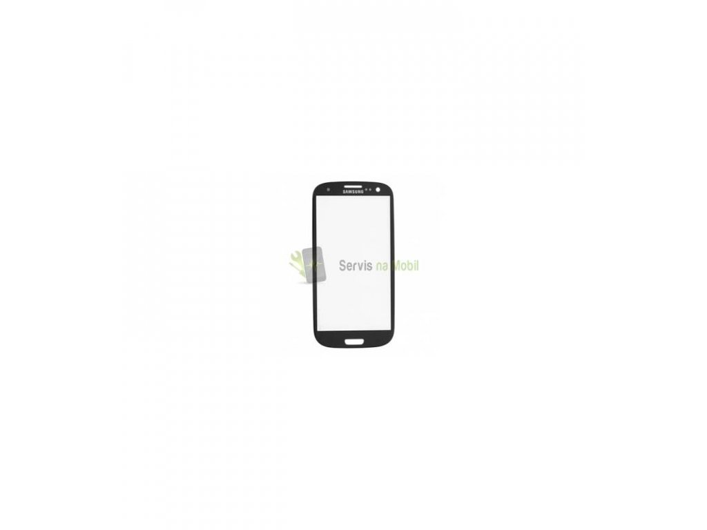 Sklo Samsung Galaxy S3 mini i8190 sivá farba