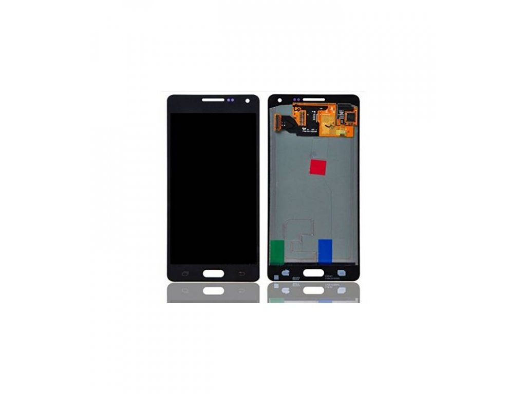 LCD displej a dotyková plocha Samsung Galaxy A5 A510F (2016) čierna farba