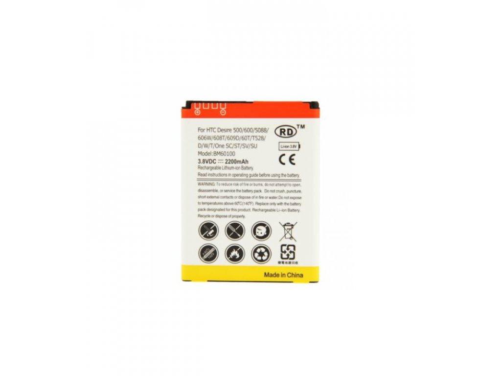 Batéria HTC Desire 500 / Desire 600 / 606W / 506e 2200mAh