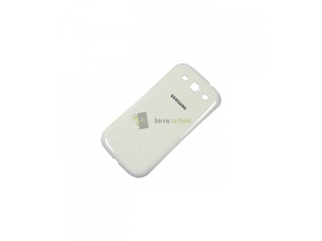 Zadný kryt Samsung Galaxy S3 I9300 biela farba
