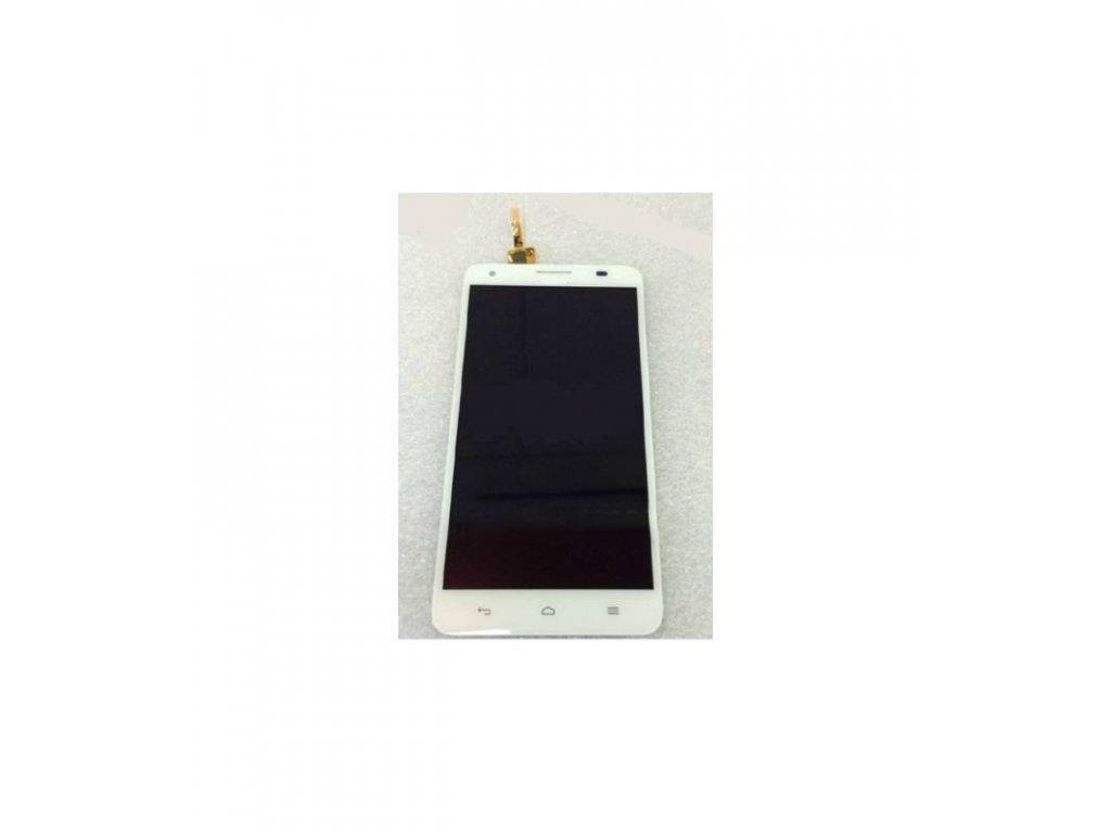 LCD displej a dotykové sklo Huawei Honor 4c biela farba