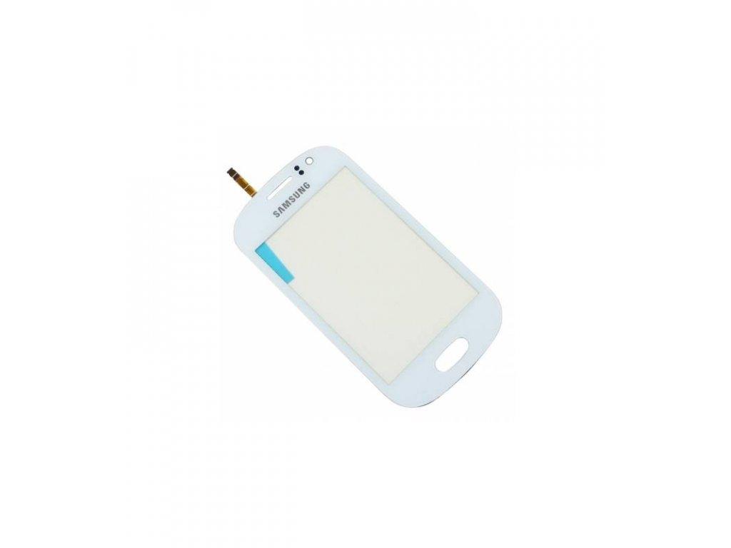 Dotyková plocha Samsung Galaxy Fame S6810 - biela farba