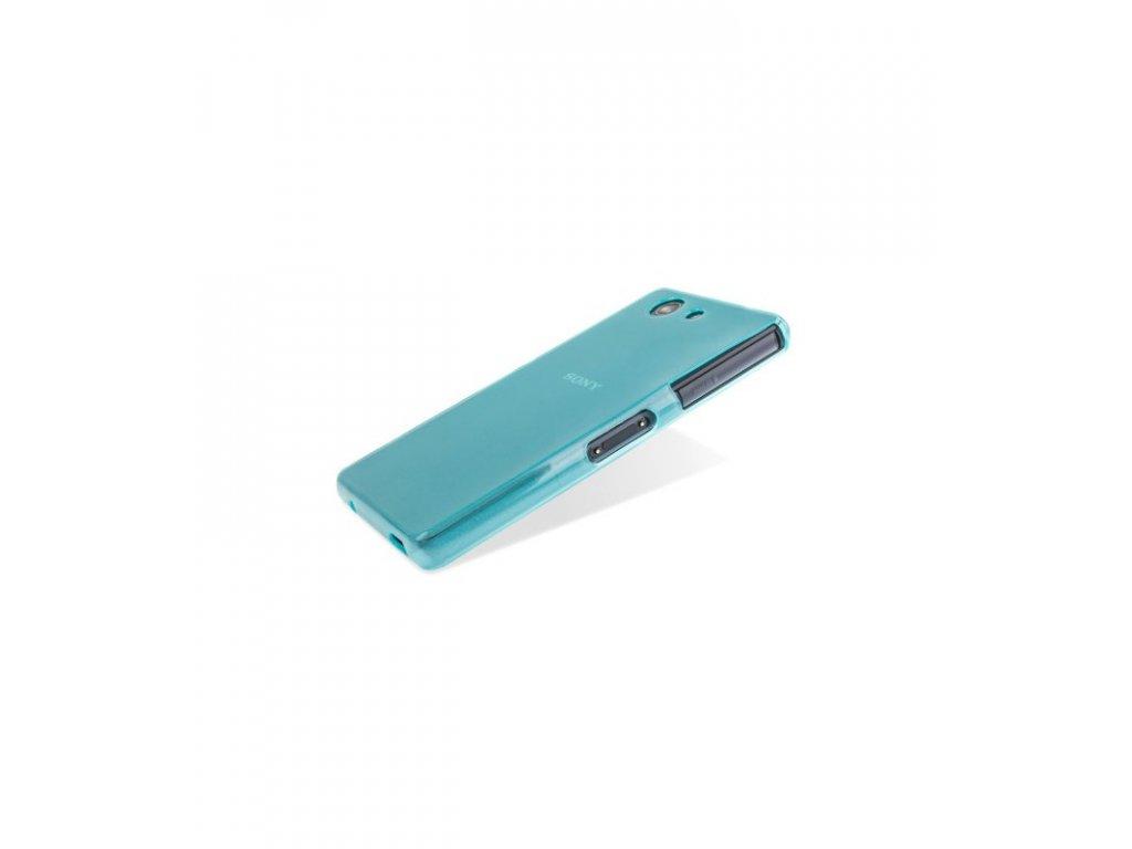 Puzdro Sony Xperia Z3 compact Jelly Case modré