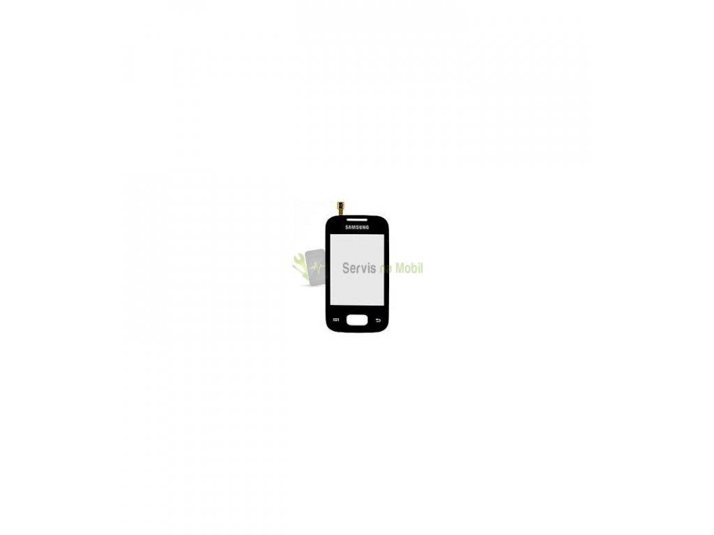 Dotyková plocha Samsung Galaxy Pocket S5300 čierna farba