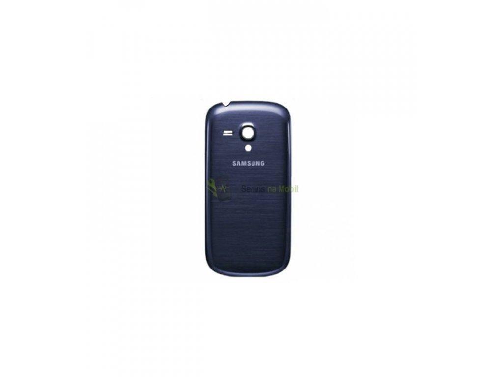 Zadný kryt Samsung Galaxy S3 mini i8190 modrá farba