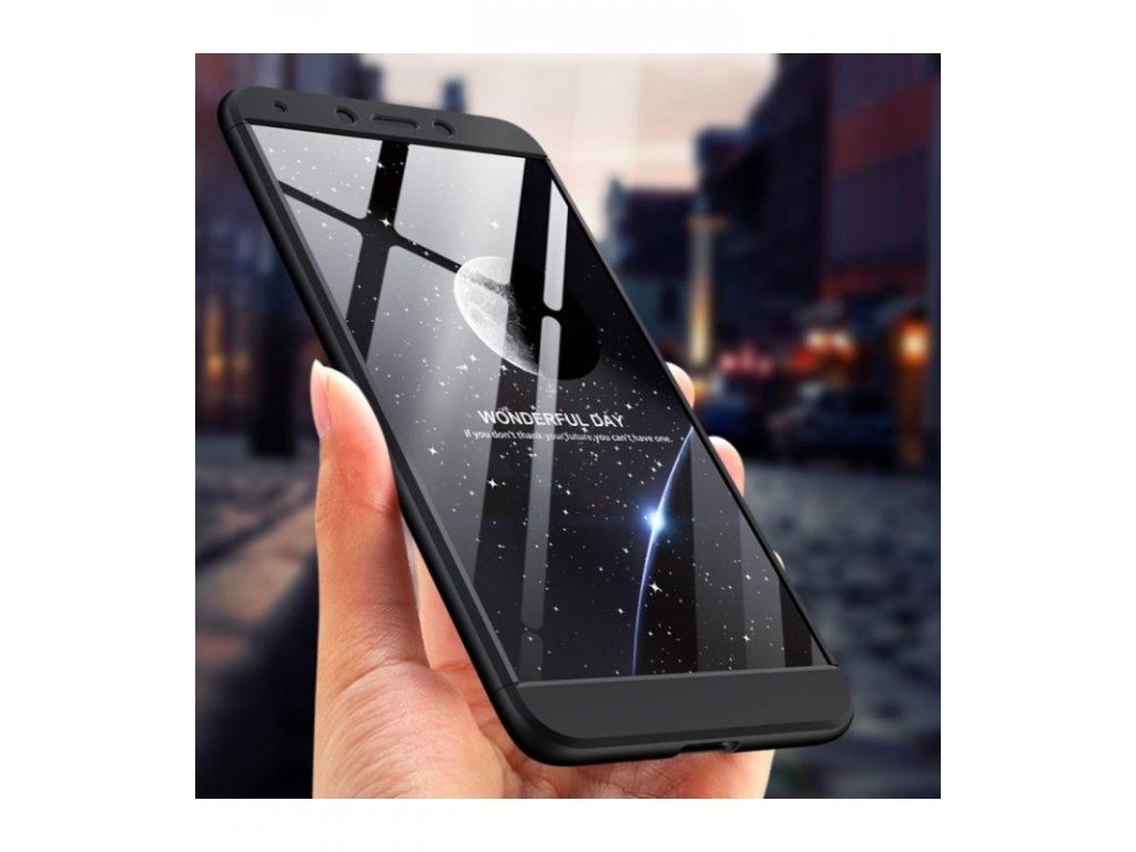 Puzdro GKK 360 stupňová ochrana Xiaomi Redmi 6 / 6A čierna farba