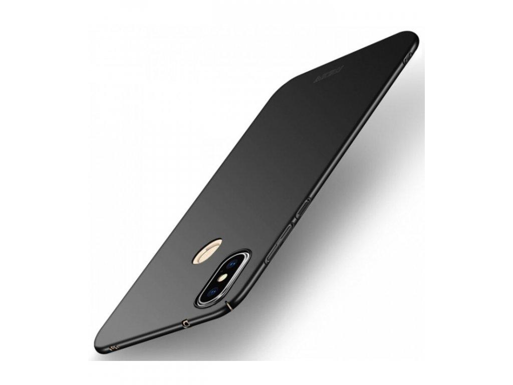 Puzdro Xiaomi Mi A2 lite / Redmi 6 pro Mofi čierna farba