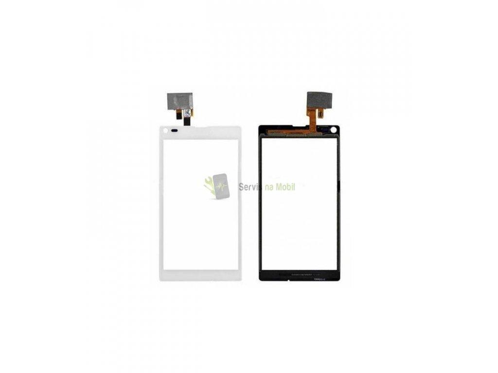 Dotyková plocha Sony Xperia L C2105 - biela farba