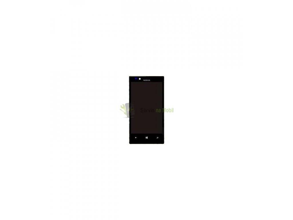 LCD displej s dotykovou plochou Nokia Lumia 720