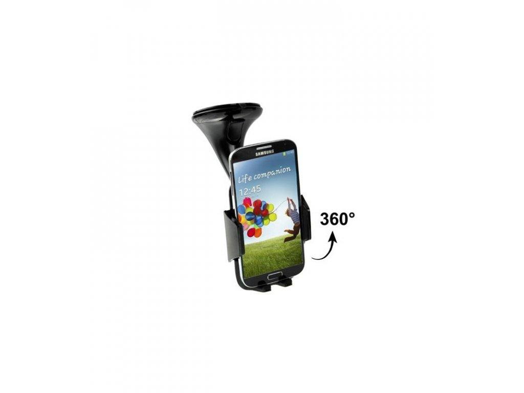 Univerzálny držiak do auta Samsung Galaxy S IV / i9500 / Galaxy S III / i9300 / N7100 / iPhone / Z10 / HTC / Nokia