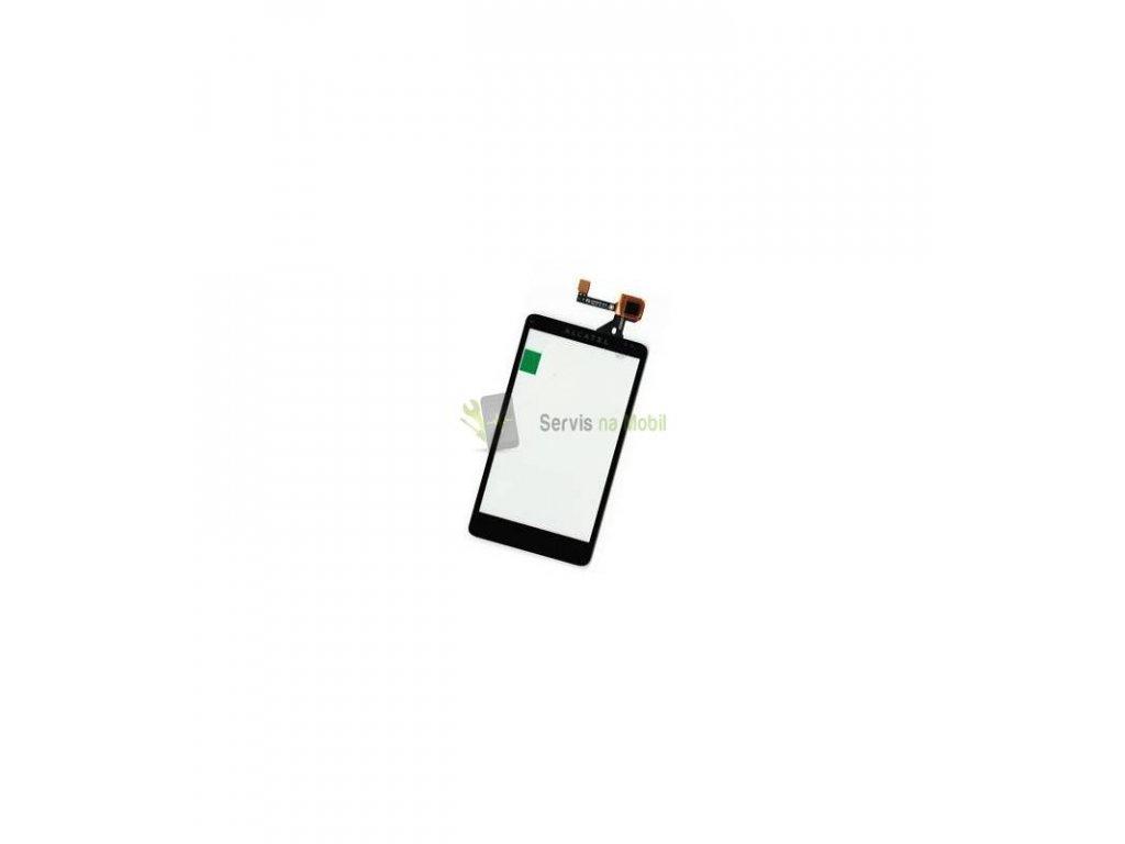 Dotyková plocha Alcatel OT 993 čierna farba