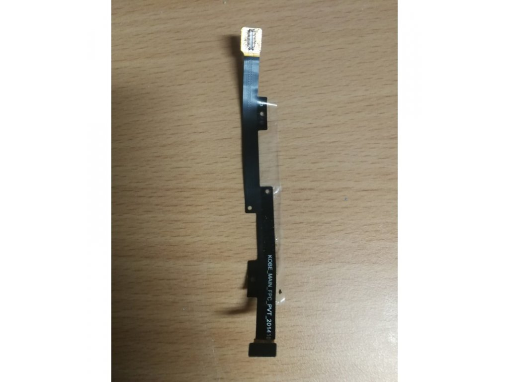 Prepojovací flex P90 zakladna doska a spodna doska