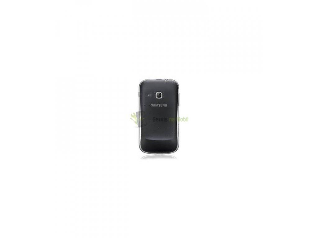 Komplet kryt Samsung Galaxy mini 2 S6500 čierna farba