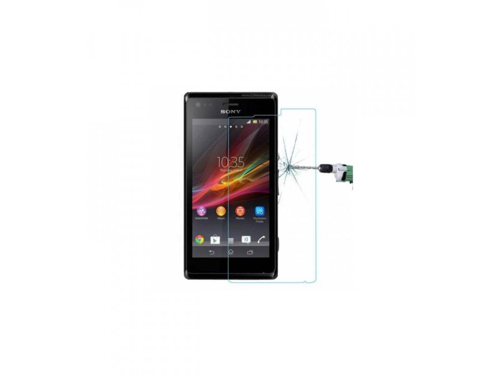 Ochranné tvrdené sklo Sony Xperia M C1905