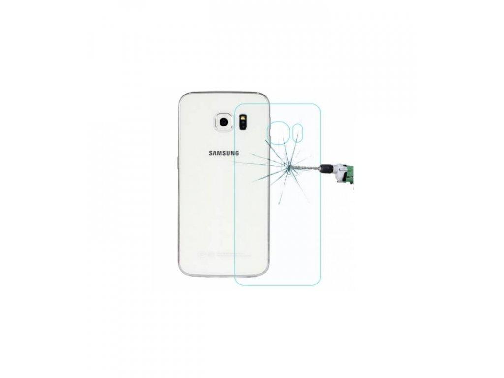 Ochranné tvrdené sklo na zadný kryt Samsung Galaxy S6/ S6 EDGE