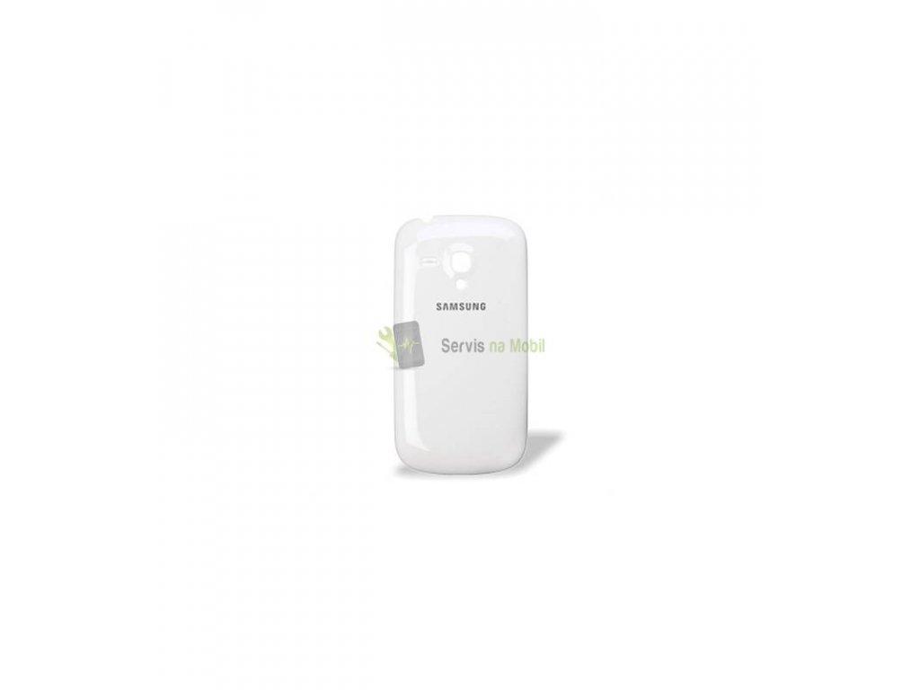 Zadný kryt Samsung Galaxy S3 mini i8190 biela farba