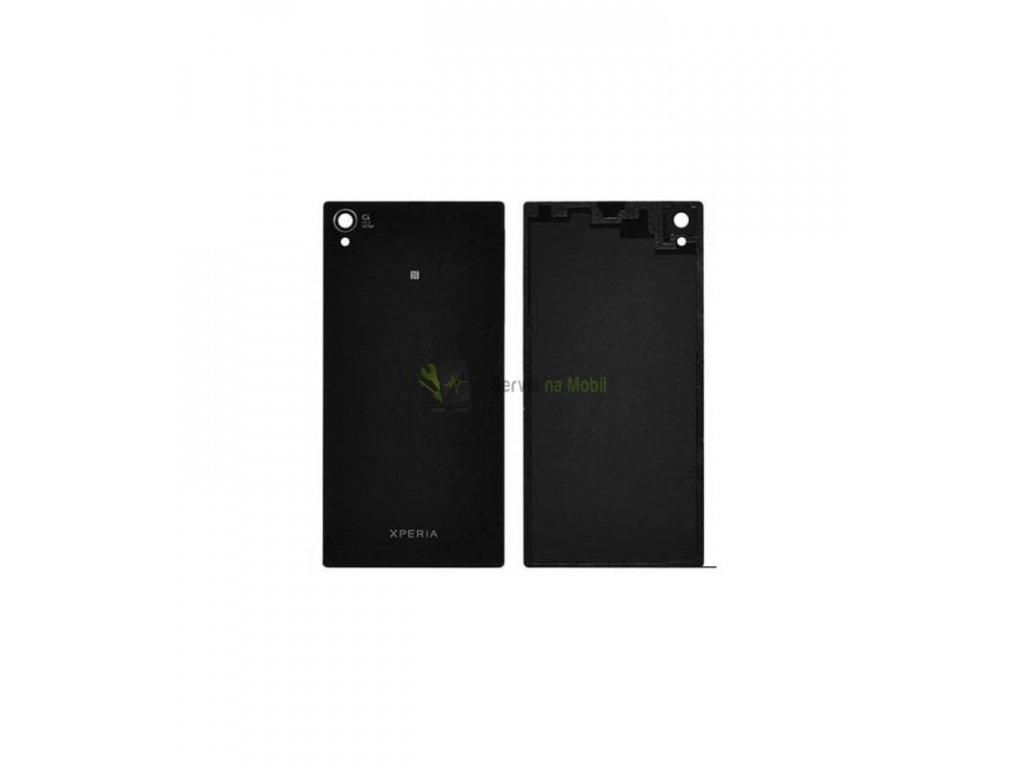 Zadný kryt vhodný pre Sony Xperia Z (C6603) OEM čierna farba
