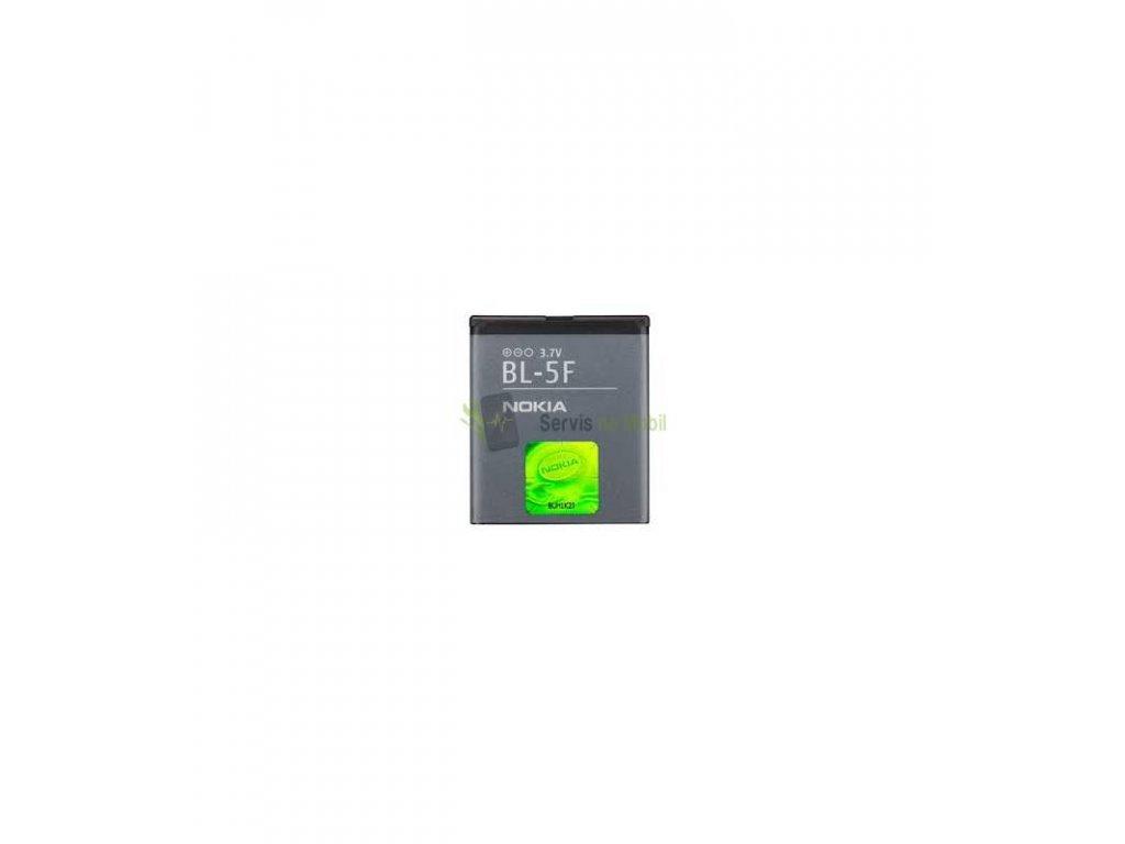 Batéria Nokia BL-5F - 950mAh  Batéria Nokia BL-5F - 950mAh | Servisnamobil.sk