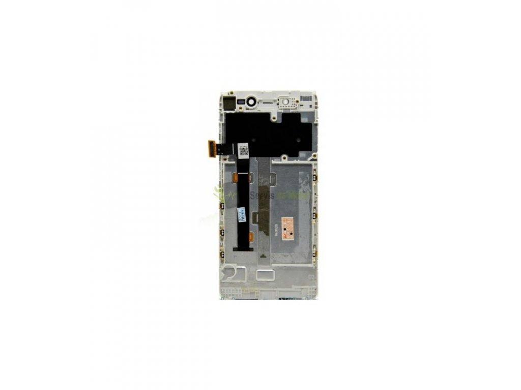 LCD Displej a dotykove sklo Lenovo S90 čierna farba