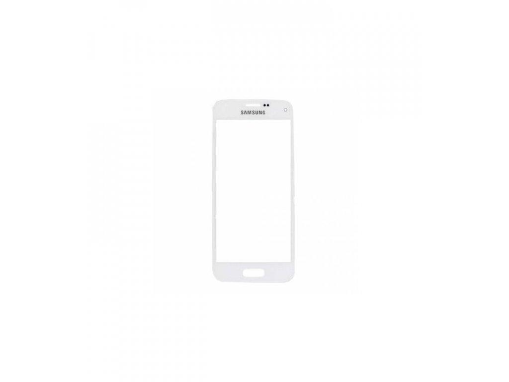 Dotykové sklo Samsung Galaxy Alpha G850 biela farba