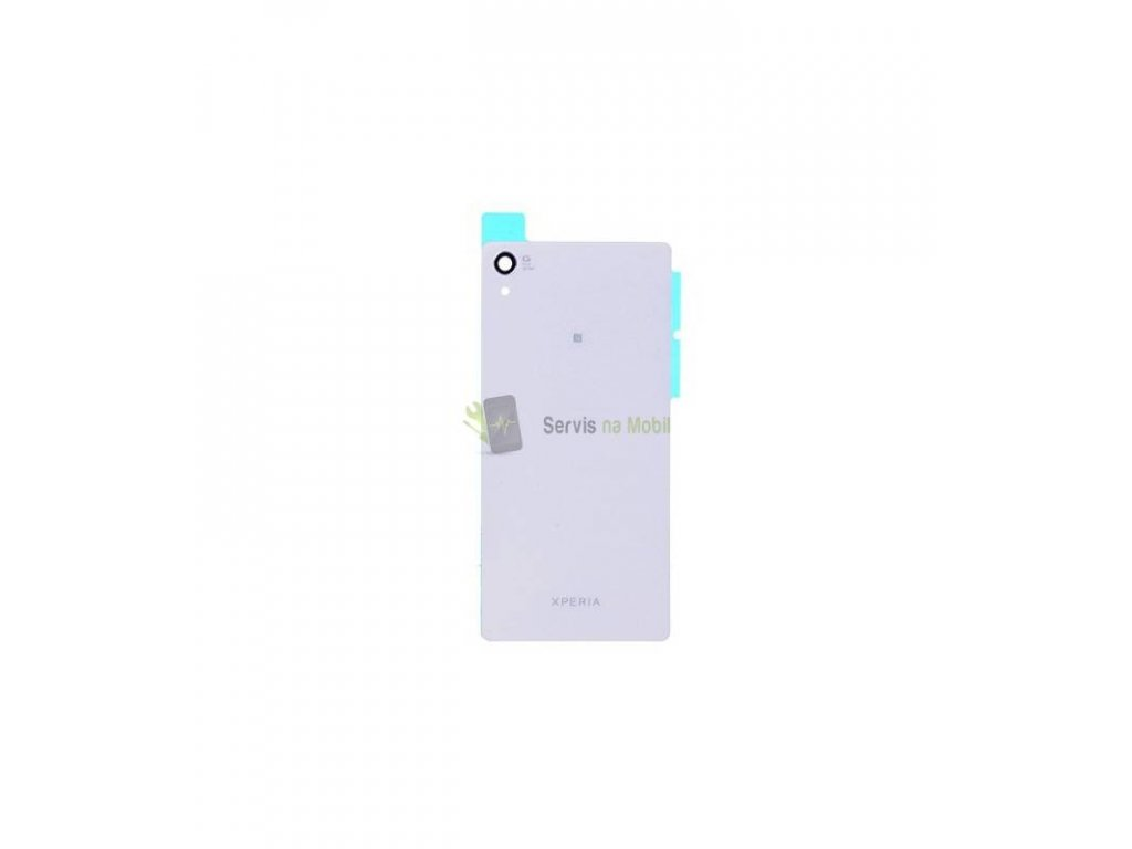 Zadný kryt vhodný pre Sony Xperia Z2 D6503 OEM biela farba