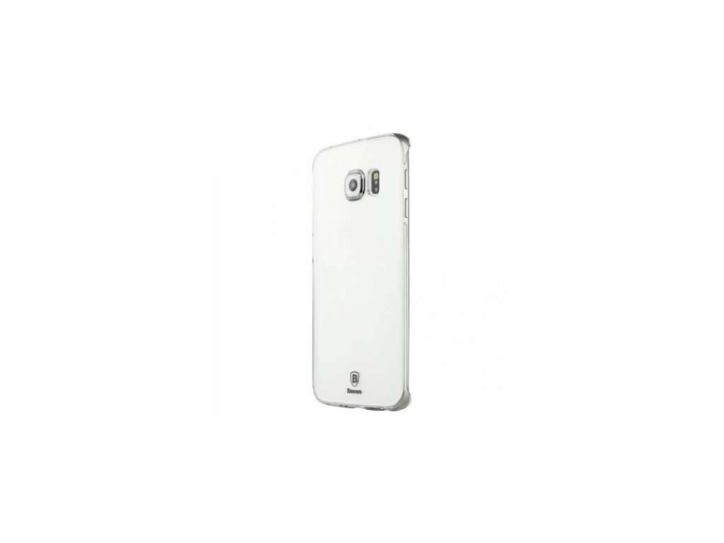 Luxusné ultra tenké púzdro Samsung S6 EDGE silikonové baseus