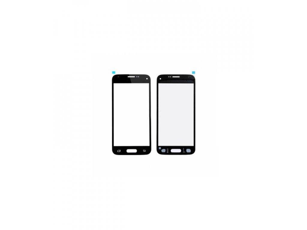 Dotykové sklo Samsung Galaxy S5 mini G800 čierna farba