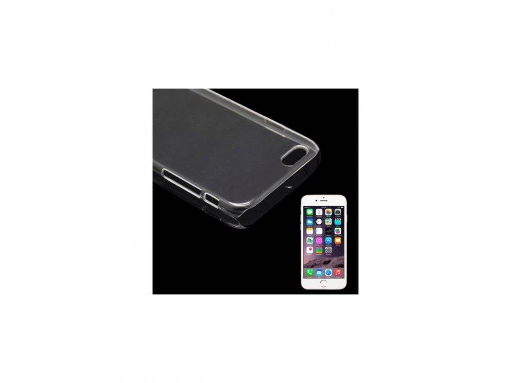 Púzdro iPhone 6 plus / iPhone 6s plus ultra tenké priesvitné plastové