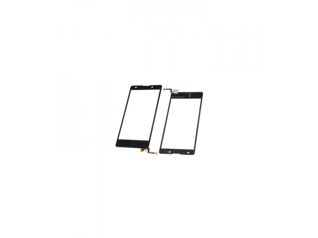 Dotyková plocha Nokia XL čierna farba