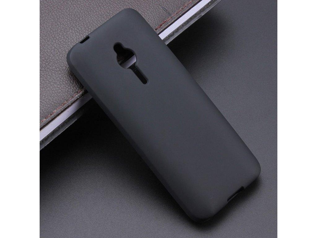 Silikonové puzdro na Nokia 230 čierne