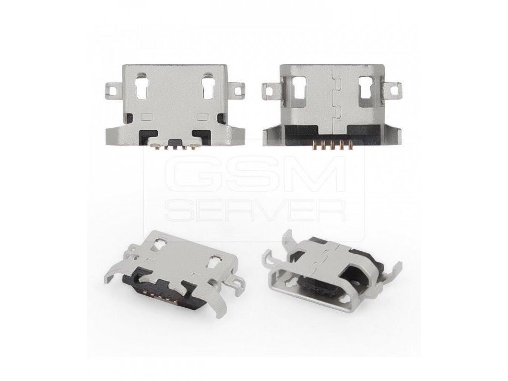 Nabíjací konektor Lenovo A319, A536, S580, A670, A830, A850, P780, S650, S820, Xiaomi Redmi Note 4, Lenovo IdeaPad S6000
