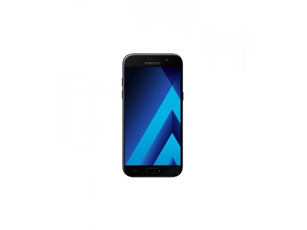 LCD displej a dotyková plocha Samsung Galaxy A3 (2017) A320 čierna farba