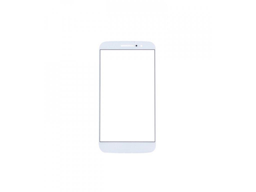 Dotykové sklo Motorola Moto M / XT1662 biela farba