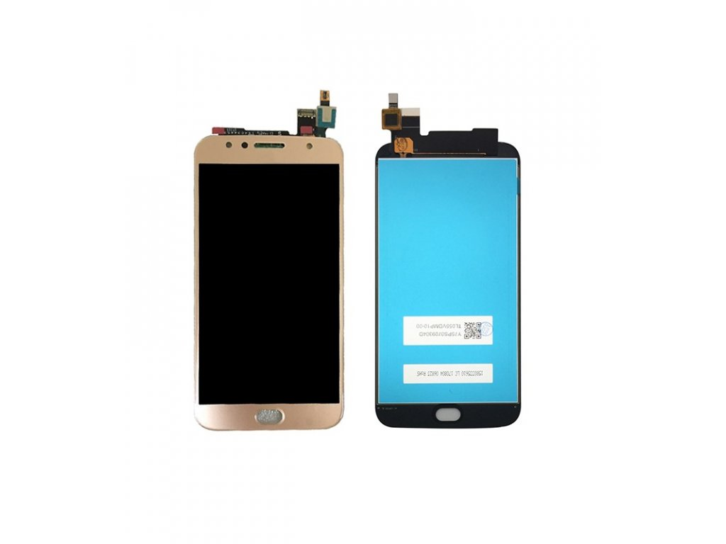 LCD Displej + Dotykové sklo Motorola Moto G5s Plus zlatá farba