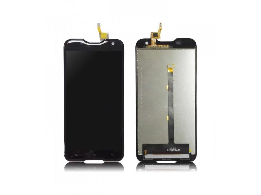 LCD Displej a dotyková plocha Blackview BV5000 čierna farba