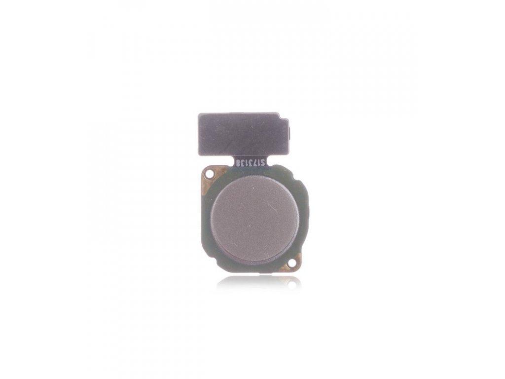 Flex otlačok prsta Huawei Honor 7X zlatá farba