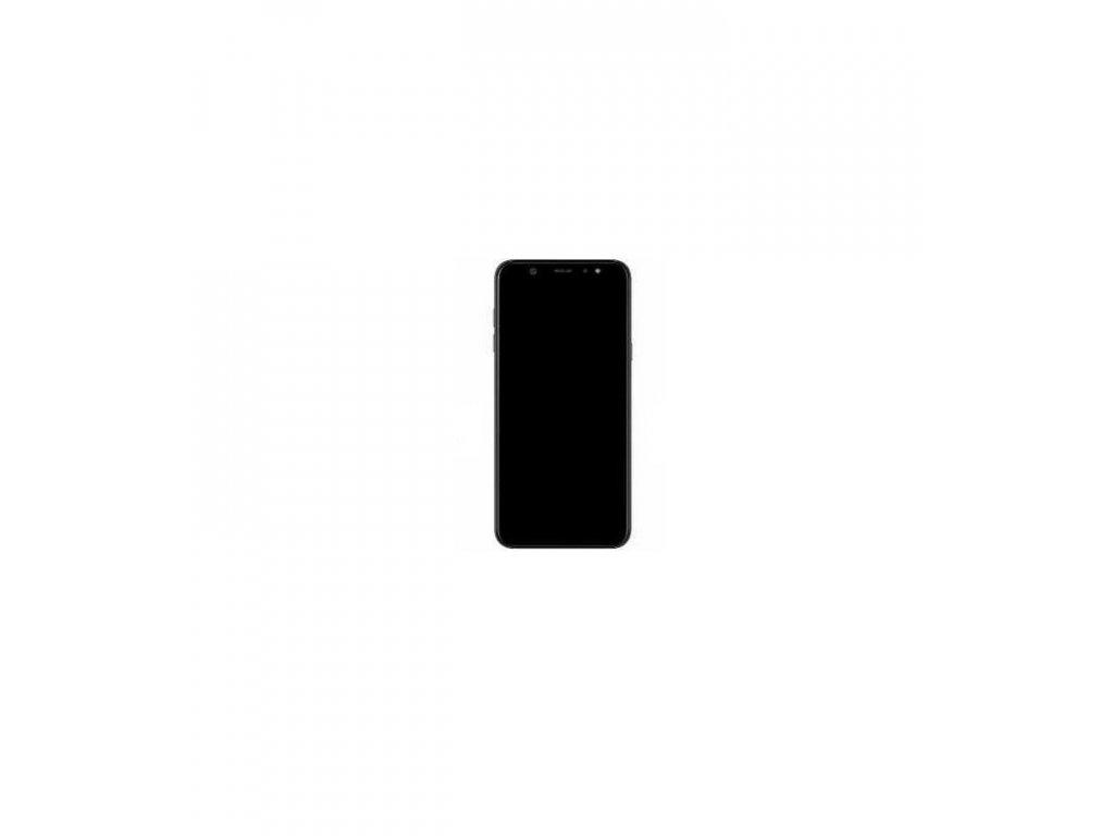 LCD displej a dotykové sklo Samsung Galaxy J6 Plus J610, J4 Plus J415 čierna farba originál