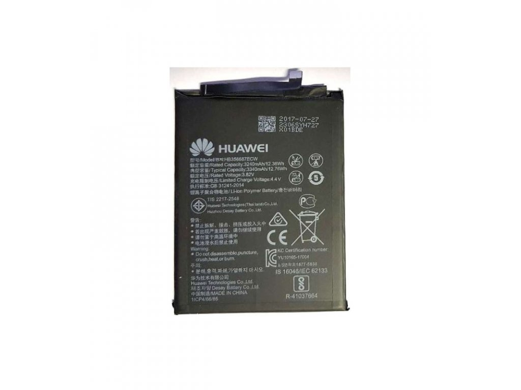 Batéria Huawei Mate 10 Lite, P30 Lite HB356687ECW