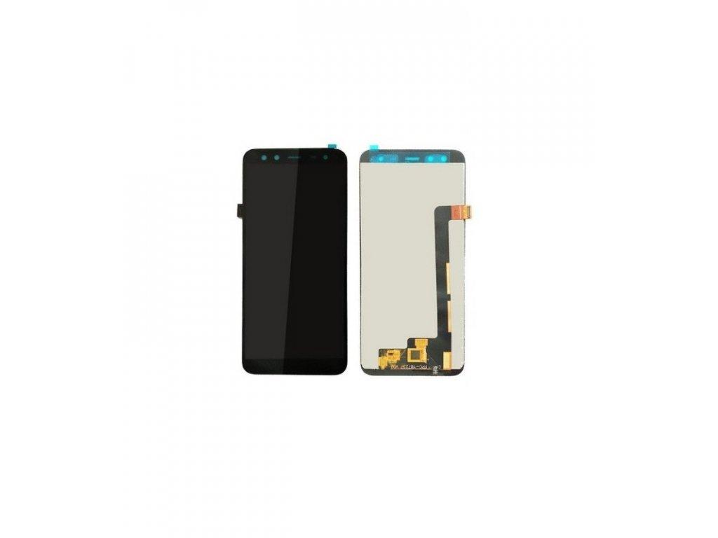 LCD Displej a dotyková plocha Blackview S8 čierna farba