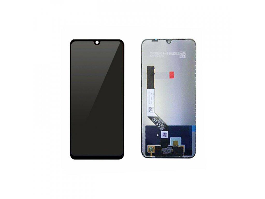LCD displej a dotyková plocha Xiaomi Redmi Note 7 Pro čierna farba