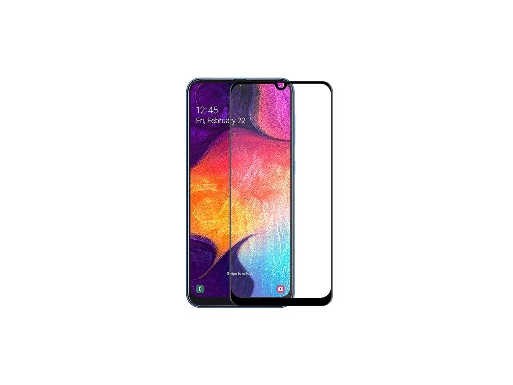 9H 5D Ochranné tvrdené sklo tempered glass Samsung Galaxy A30/ A50 čierna farba