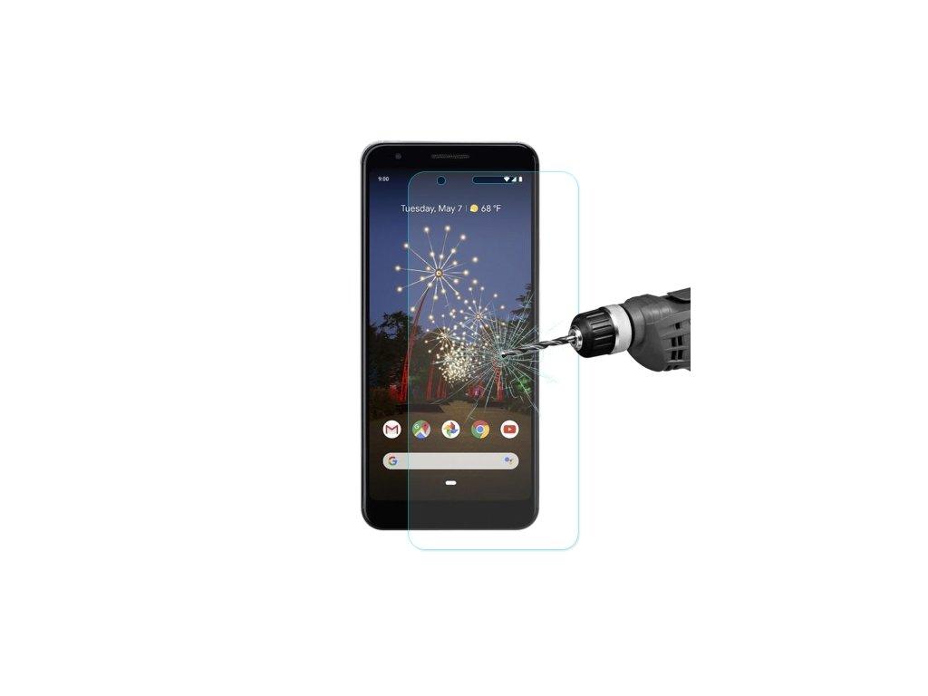 9H Ochranné tvrdené sklo Google Pixel 3A XL