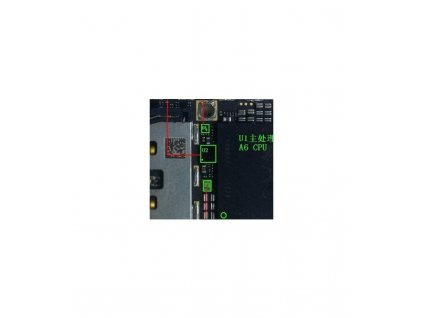 36 pin U2 chip1608A1 iPhone 5