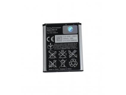 Batéria BlueStar BST-43 Sony Ericsson Yari, Elm, U10, U100 1100mAh