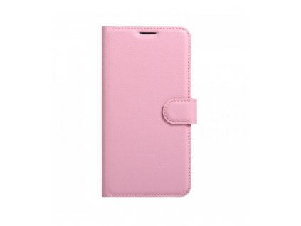 Knižkové puzdro Samsung Galaxy A3 2017 A320 ružová farba