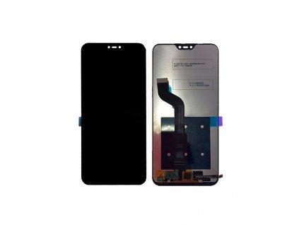 LCD Displej + Dotykové Sklo Xiaomi Mi A2 Lite / Redmi 6 Pro Čierna farba