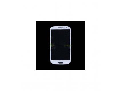 Sklo Samsung Galaxy S3 i9300 biela farba