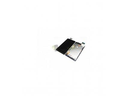 LCD displej a dotyková plocha s rámom Sony Xperia L C2105 - čierna farba