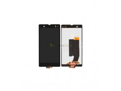 LCD Displej a dotyková plocha vhodný pre Sony Xperia Z C6603, L36h