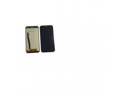 LCD Displej + Dotykové sklo myPhone Hammer Energy čierna farba